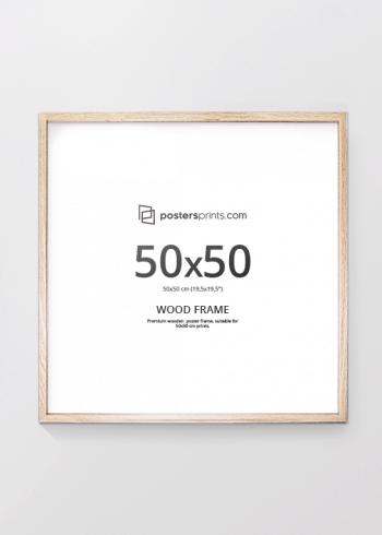 EIKERAMME, 50x50