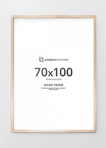 EIKERAMME, 70x100