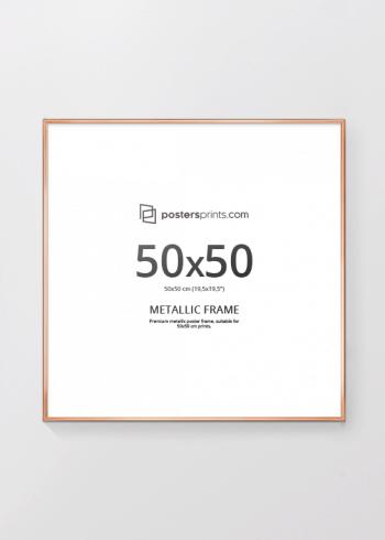KOBBERRAMME, 50x50