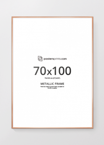 KOBBERRAMME, 70x100