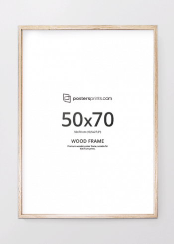 EIKERAMME, 50x70